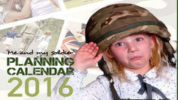 2016 Calendar now available to PRE ORDER