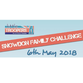 Over 75 people will take on Snowdon for Little Troopers