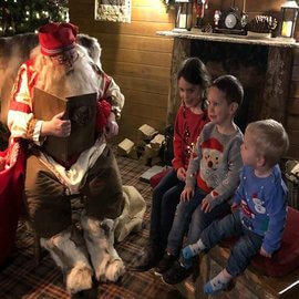 Making wishes come true – Little Troopers at LaplandUK!