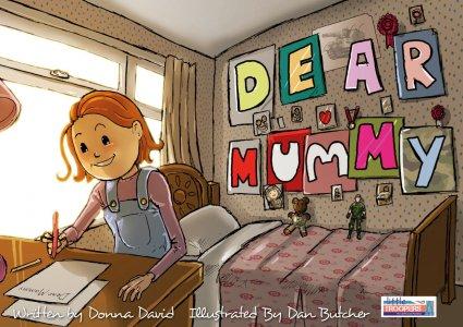 Dear Mummy Cover