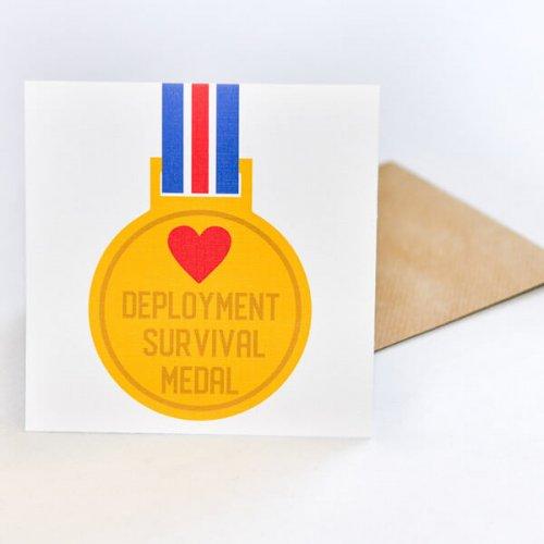 Deployment Survival Card