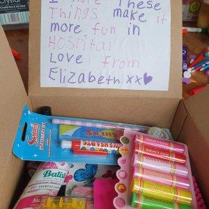 Elizabeth box