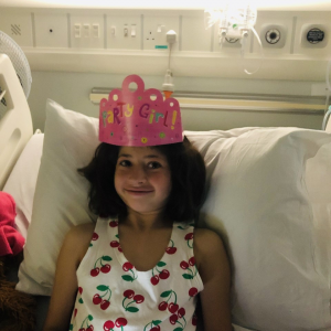 Isobel Murphy - Little Trooper of the month