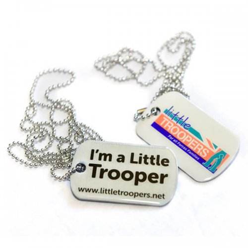 Little Troopers Dog Tag1