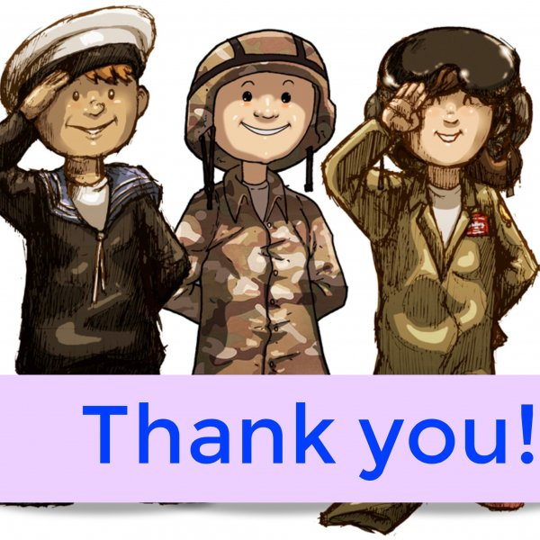 Little troopers thank you - edited