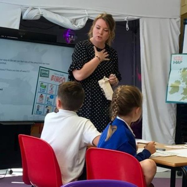 Military Child Wellbeing Course CASE STUDY 1