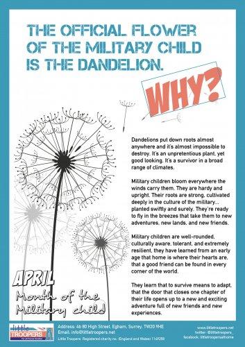 dandelion poem