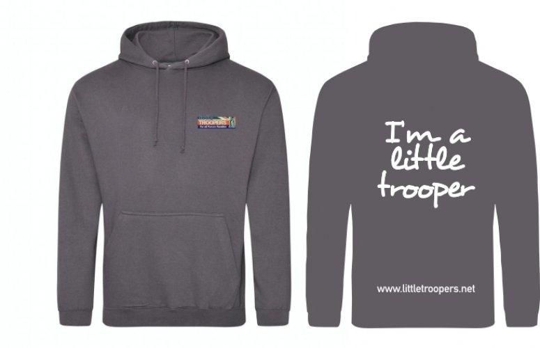 little troopers hoodies 2021